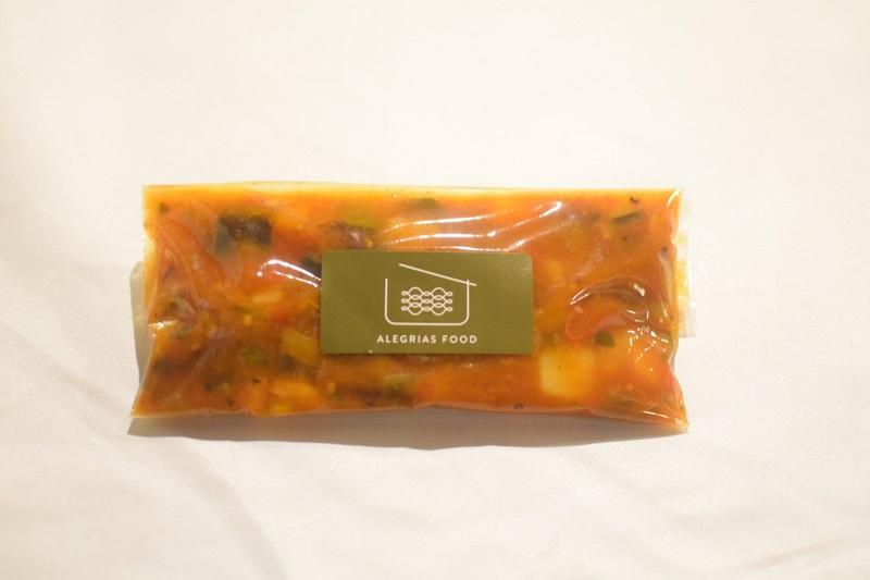 馬ほほ肉のトマト煮込み【冷凍】
