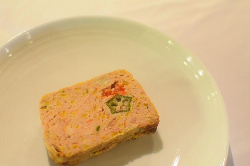 季節野菜のミートローフ 6個セット【冷凍】
