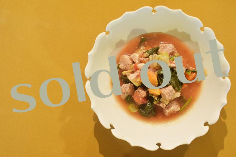 ★季節限定・数量限定★豚ヒレ肉とのらぼう菜のカチャトーラ【冷凍】