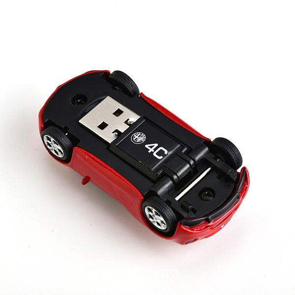 4C USBメモリースティック(4GB)