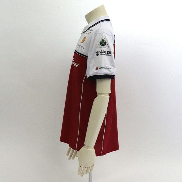 レプリカ レース テクニカルポロシャツ (Mサイズ)