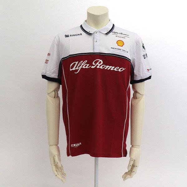 レプリカ レース テクニカルポロシャツ (Lサイズ)