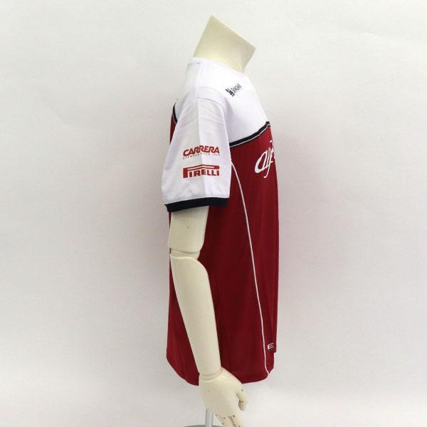レプリカ レース テクニカルTシャツ (Lサイズ)
