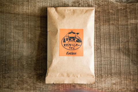 東京アドベンチャーラインCOFFEE 1袋(100g)