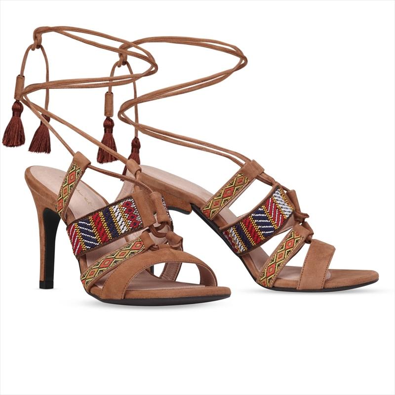 Indie Brown / Stiletto 10cm