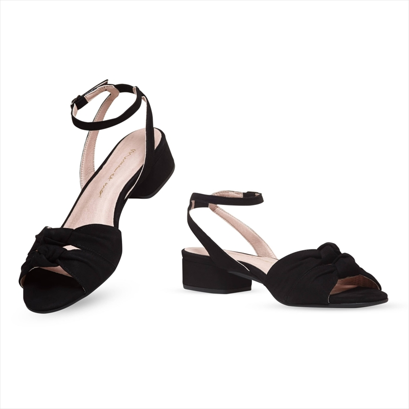 Black Twirl / Stiletto 7cm