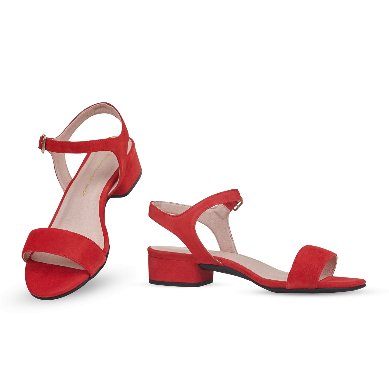Poppy Red / Stiletto 7cm