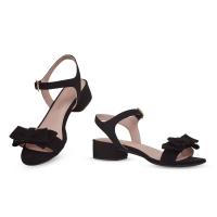 Black Bow / Stiletto 10cm