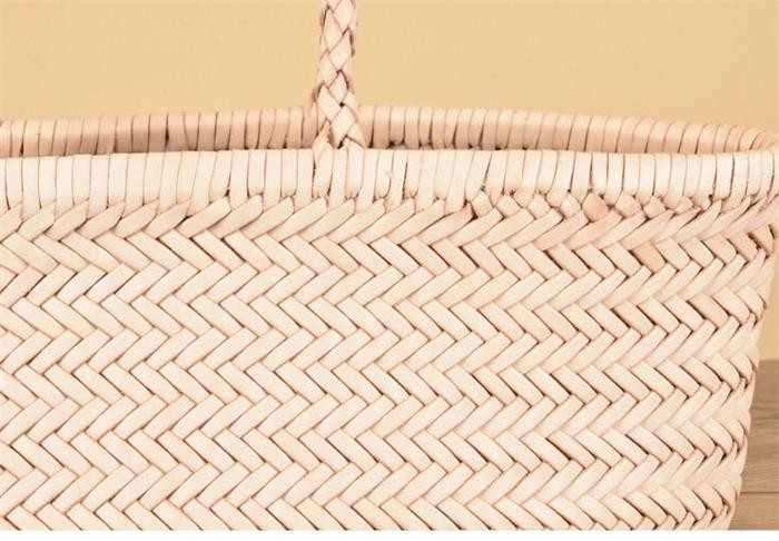 BBメッシュレザー バッグ 革職人ハンドメイドで作られるレザーバッグ 本革 籠 メッシュ ショルダーバッグ 夏に似合うショルダーバッグ[1色展開]