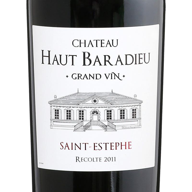 Chateau Haut Baradieu 2011