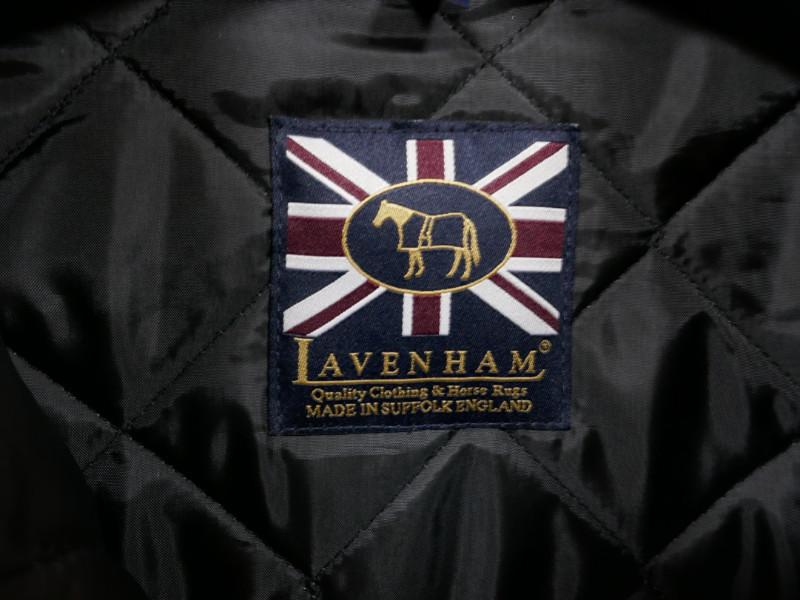 LAVENHAM DENSTON MEN'S 2S/ラベンハム デンストン グレー <br> TOP PLAIN WOOL 10%off!!!