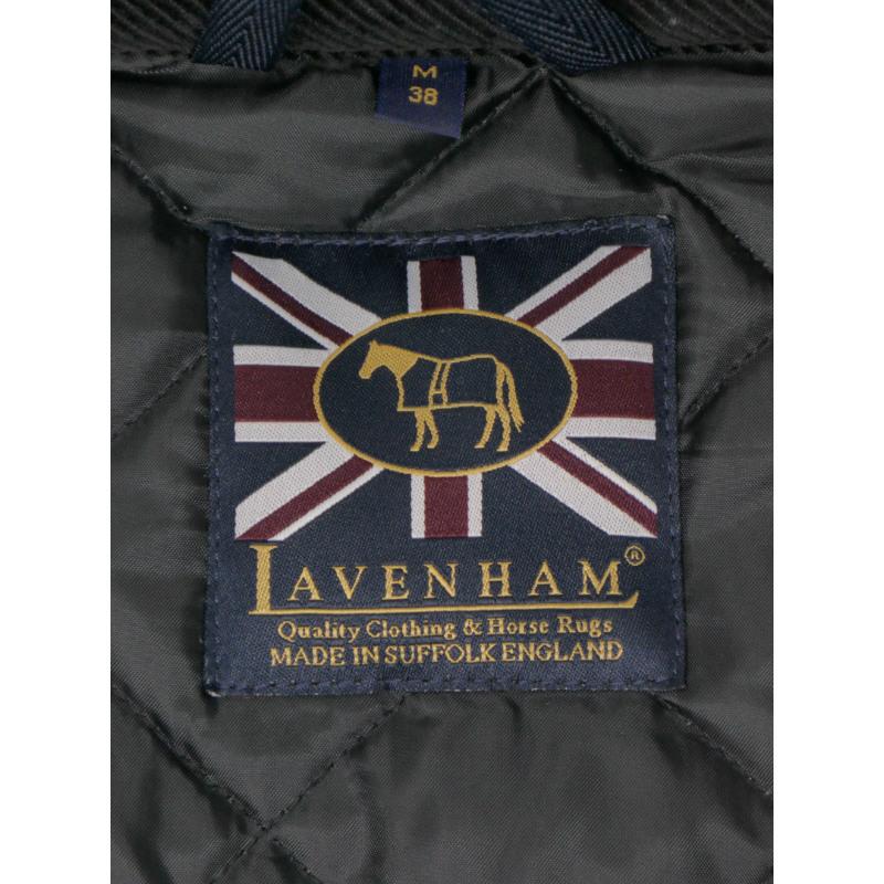 正規輸入品 LAVENHAM <br>DENHAM MEN'S<br>30%off!!!/ラベンハム デンハム <br>メンズコート ブラック
