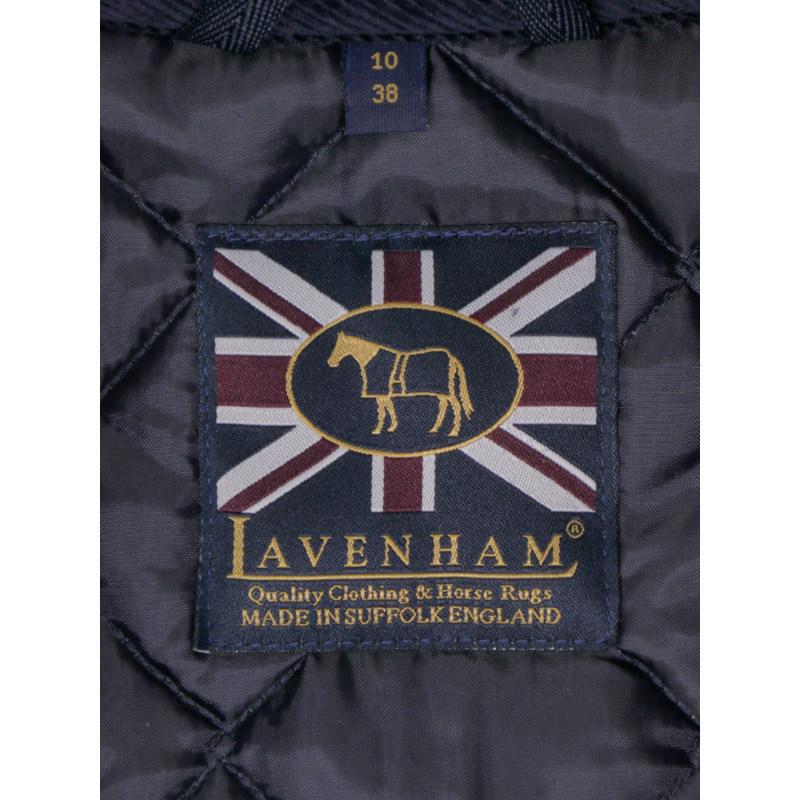 正規輸入品 LAVENHAM <br>CRAYDON LADY'S<br>30%off!!!/ラベンハム クレイドン <br>レディースコート ネイビー