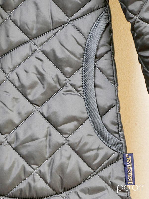 正規輸入品 LAVENHAM <br>BRUNDON LADY'S<br>30%off!!/ラベンハム ブランドン <br>レディースコート グレー