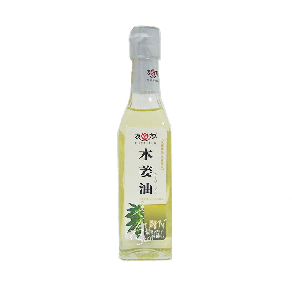 【常温便】ムージャンユ/木姜油(香味大豆油)120ml