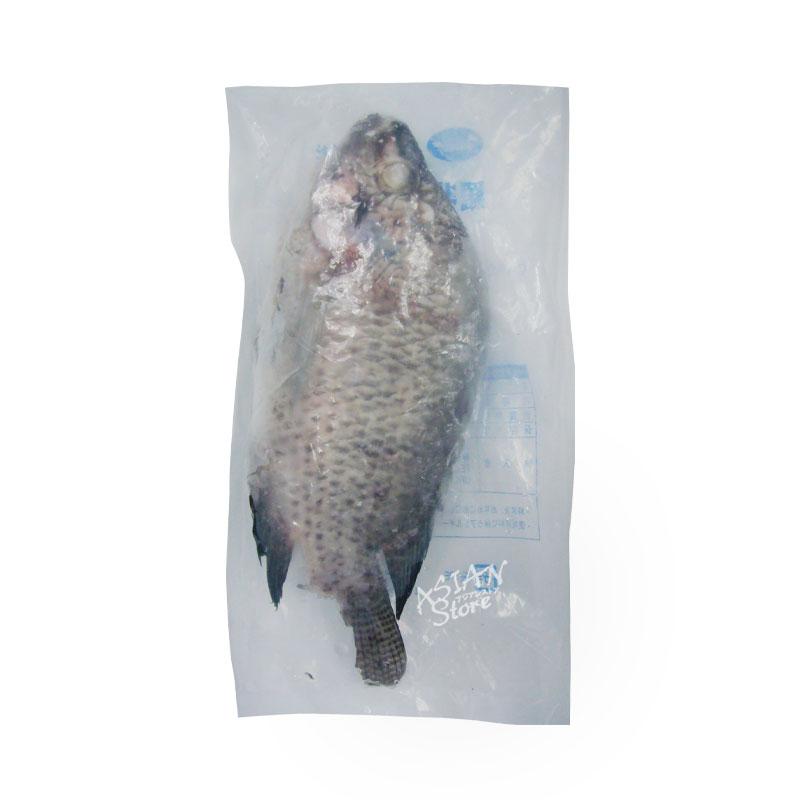 【冷凍便】ナイルテラピア(内臓抜)加熱用/羅非魚テラピア400g
