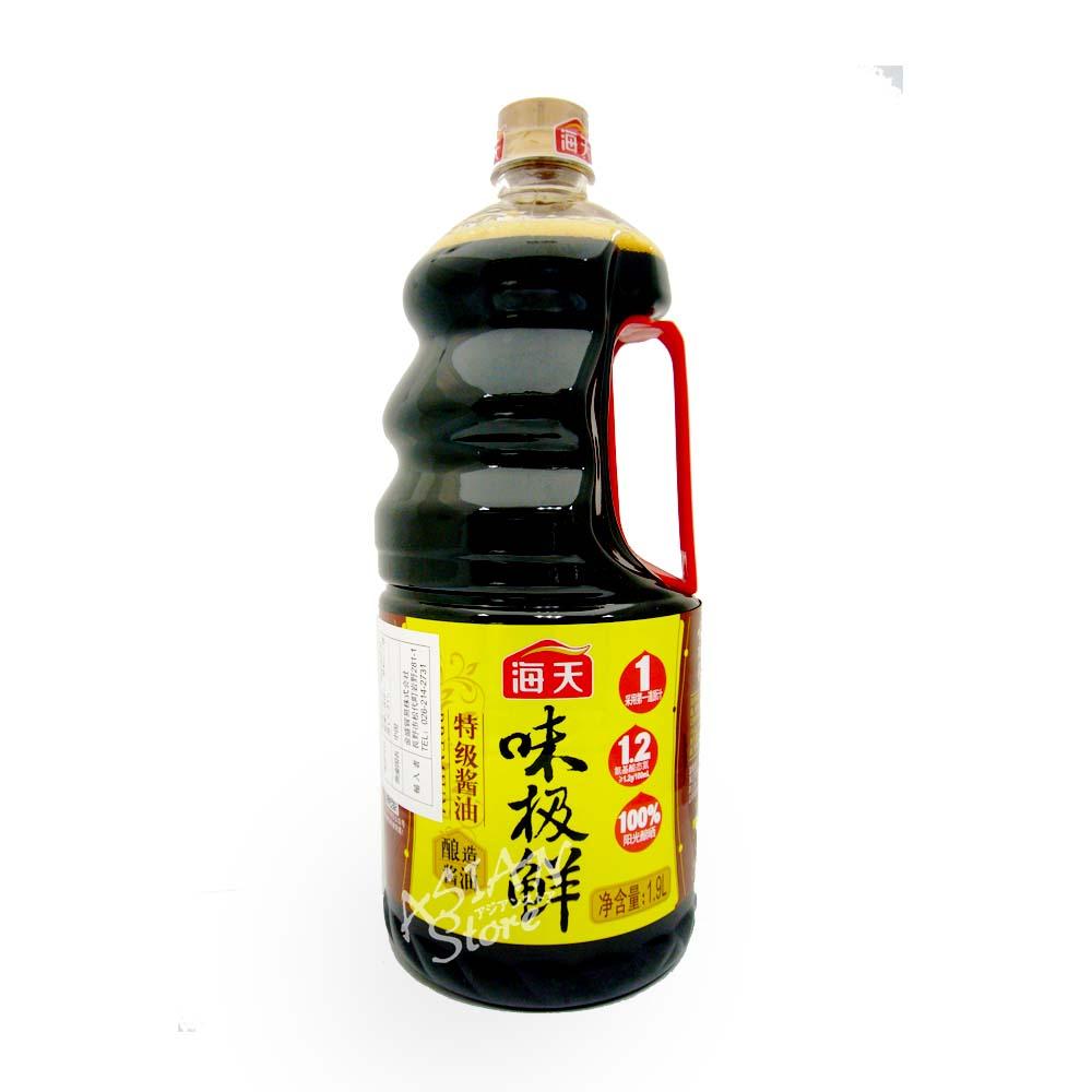 【常温便】海天 味極鮮特級醤油1.9L/海天 味極鮮特級醤油1.9L