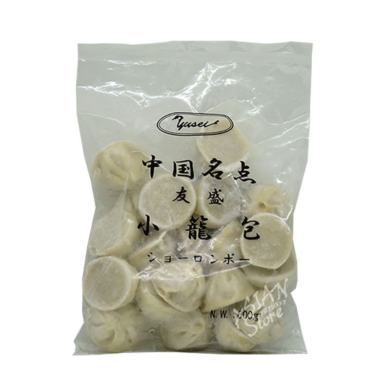 【冷凍便】中国名点小籠包/中国名点友盛小籠包600g