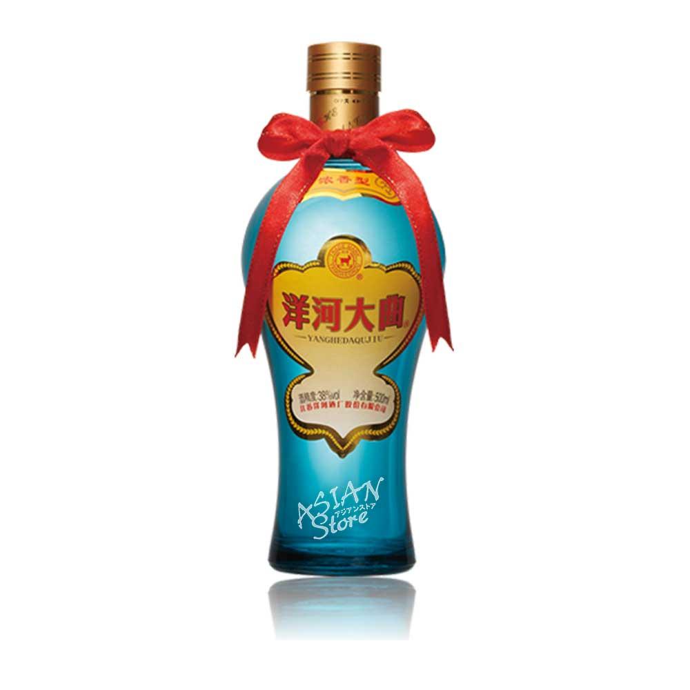 【常温便】【白酒】ヤンハーダイキョク/洋河大曲濃香型白酒500ml/38度