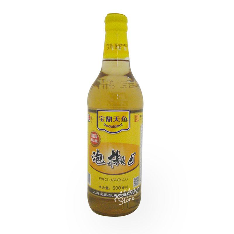【常温便】宝頂調味料 泡椒滷500ml