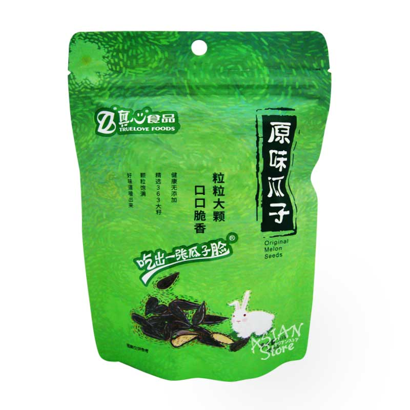 【常温便】真心食品ひまわりの種/真心食品原味瓜子200g