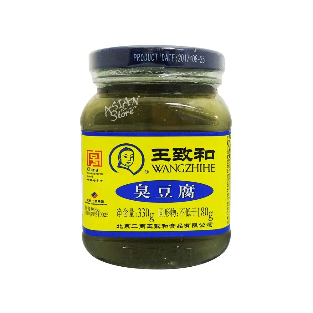 【常温便】王致和発酵豆腐(臭豆腐乳)/王致和臭豆腐330g