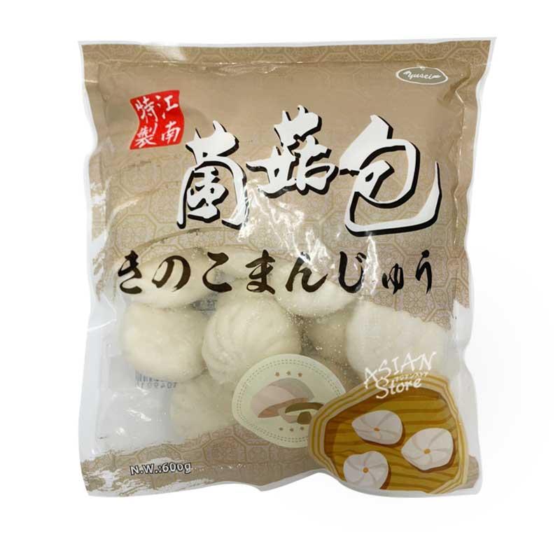 【冷凍便】きのこまんじゅう/江南特製菌菰包600g(30g×20個)