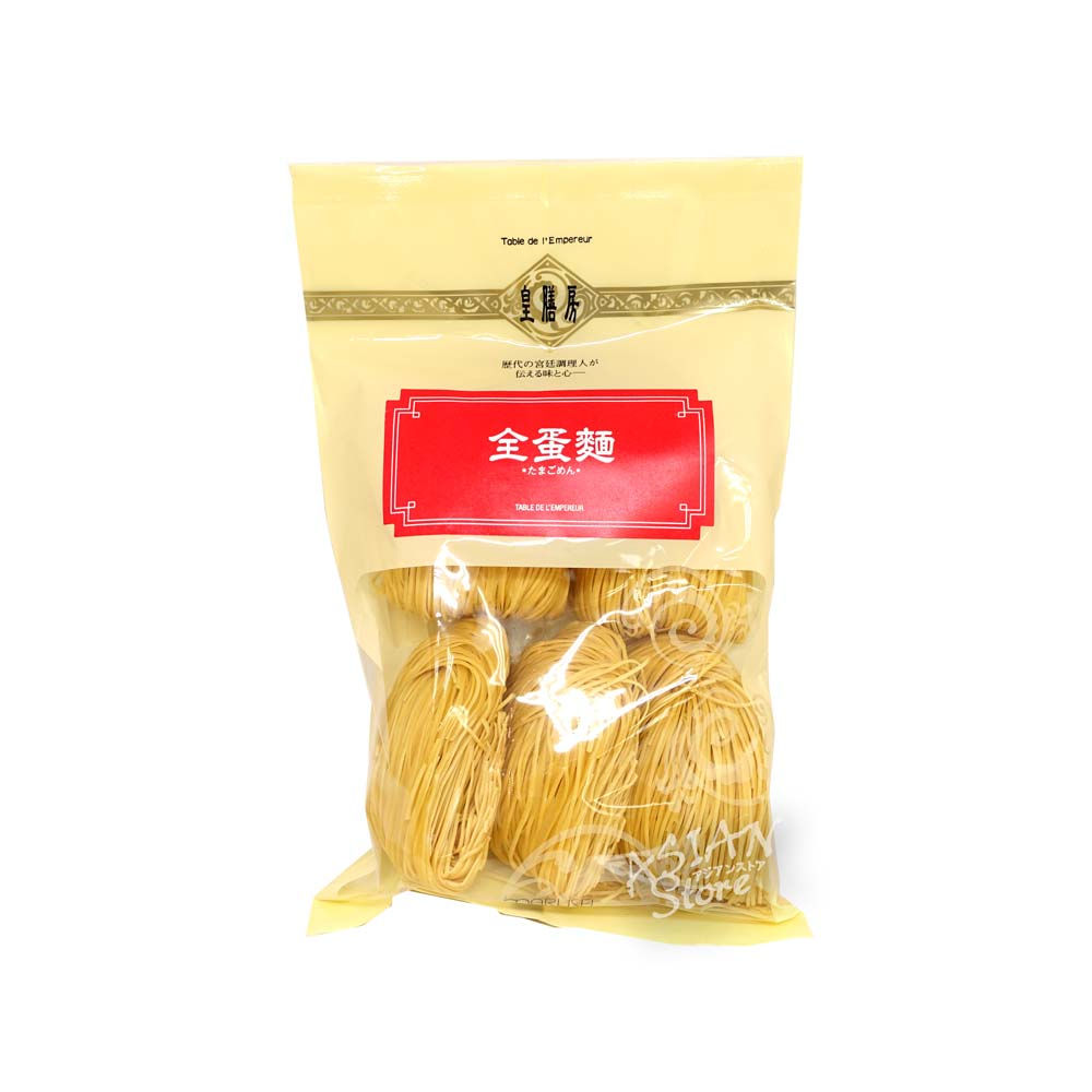 【常温便】皇膳房 たまごめん/皇膳房 全蛋麺210g