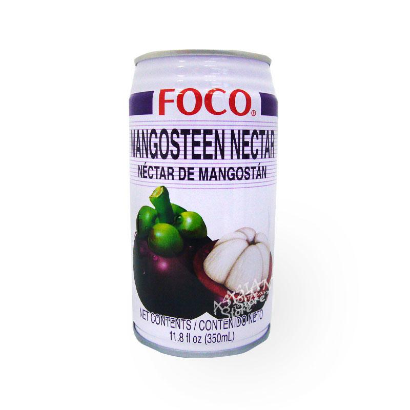 【常温便】フォコマンゴスチンジュース/FOCO泰国山竹飲料350ml