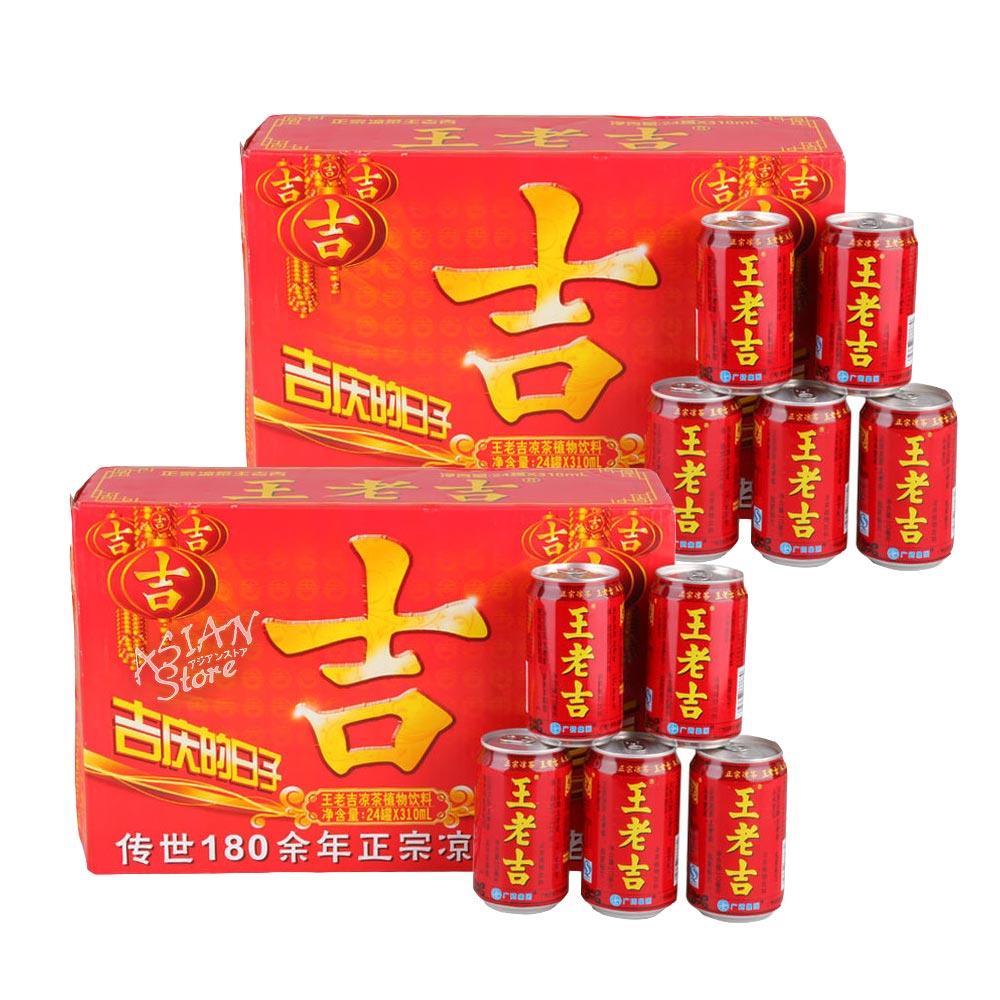 【常温便】特売品 超人気ハーブティーワンラオージー48缶/特売品 王老吉 48缶(送料無料)