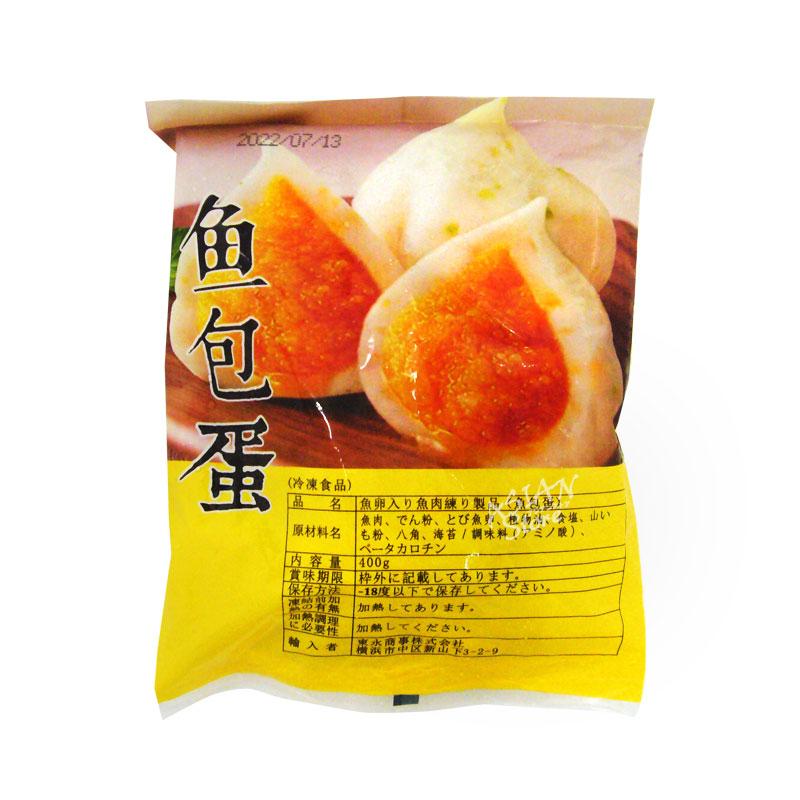 【冷凍便】魚卵入り魚肉団子/TOEI魚包蛋400g