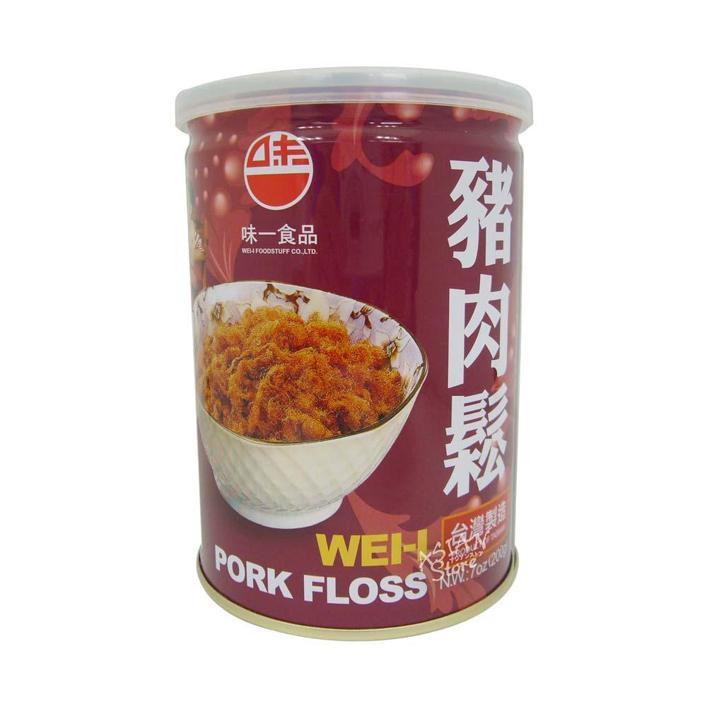 【常温便】ポークフレーク(でんぶ)200g/味一猪肉松200g