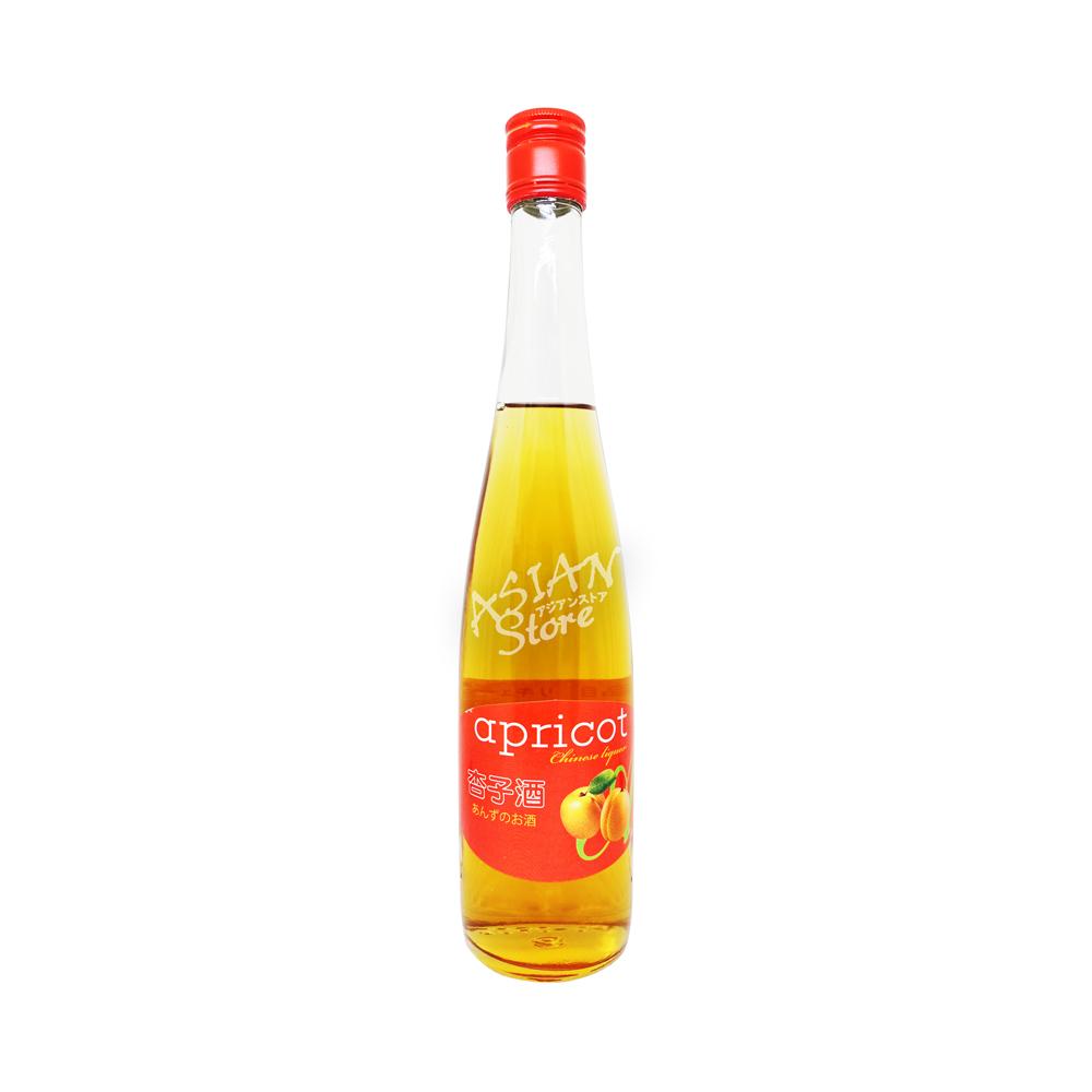 【常温便】杏子酒470ml/14度
