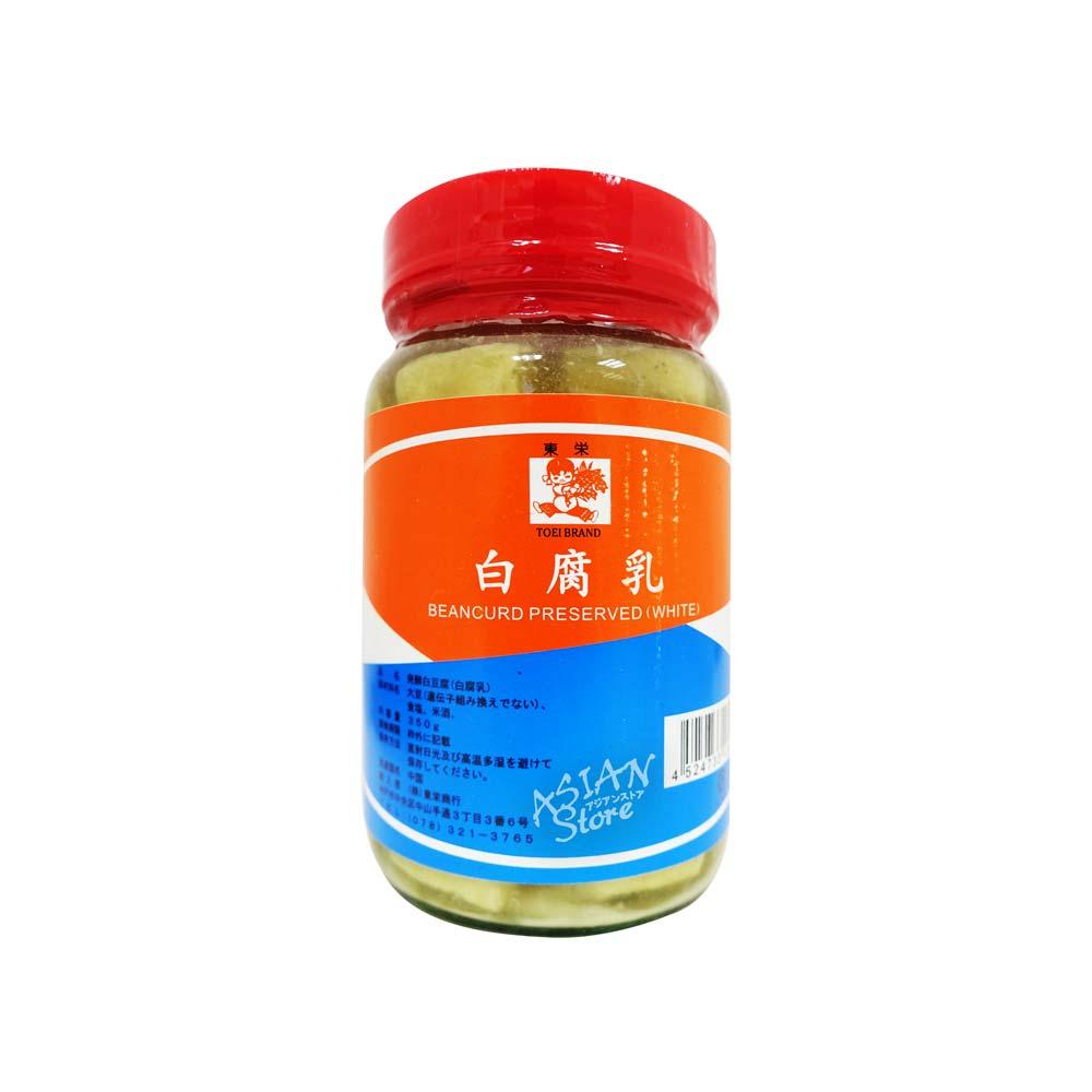 【常温便】発酵白豆腐(白腐乳)/東栄牌白腐乳350g