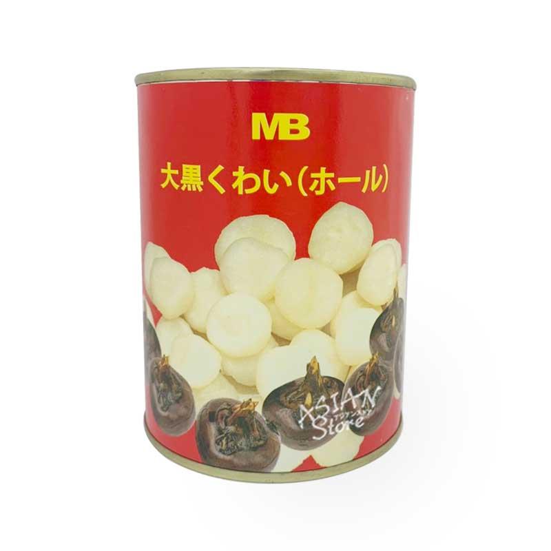 【常温便】大黒くわい 水煮(ホール)/清水馬蹄567g(固形量340g)