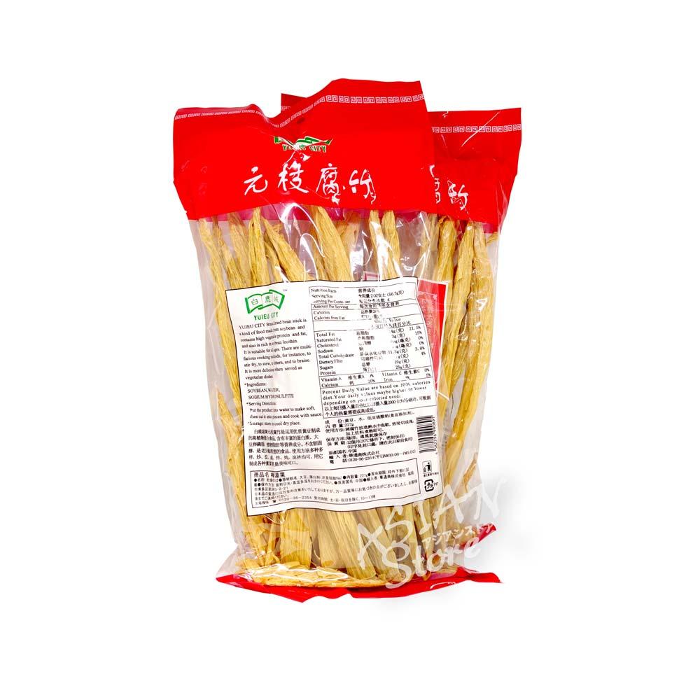 【常温便】【よりどり対象商品】棒ゆば/白鹿城元枝腐竹227g