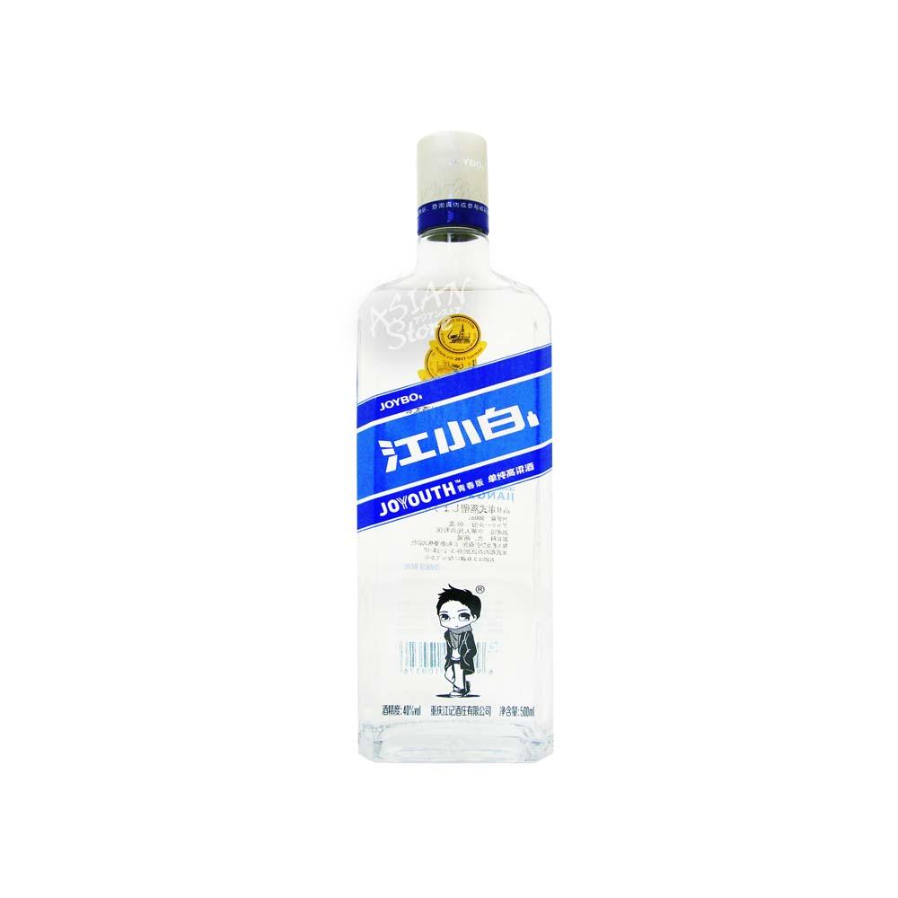 【常温便】【白酒】ストレート高粱酒 江小白JOYOUTH青春版500ml/40度