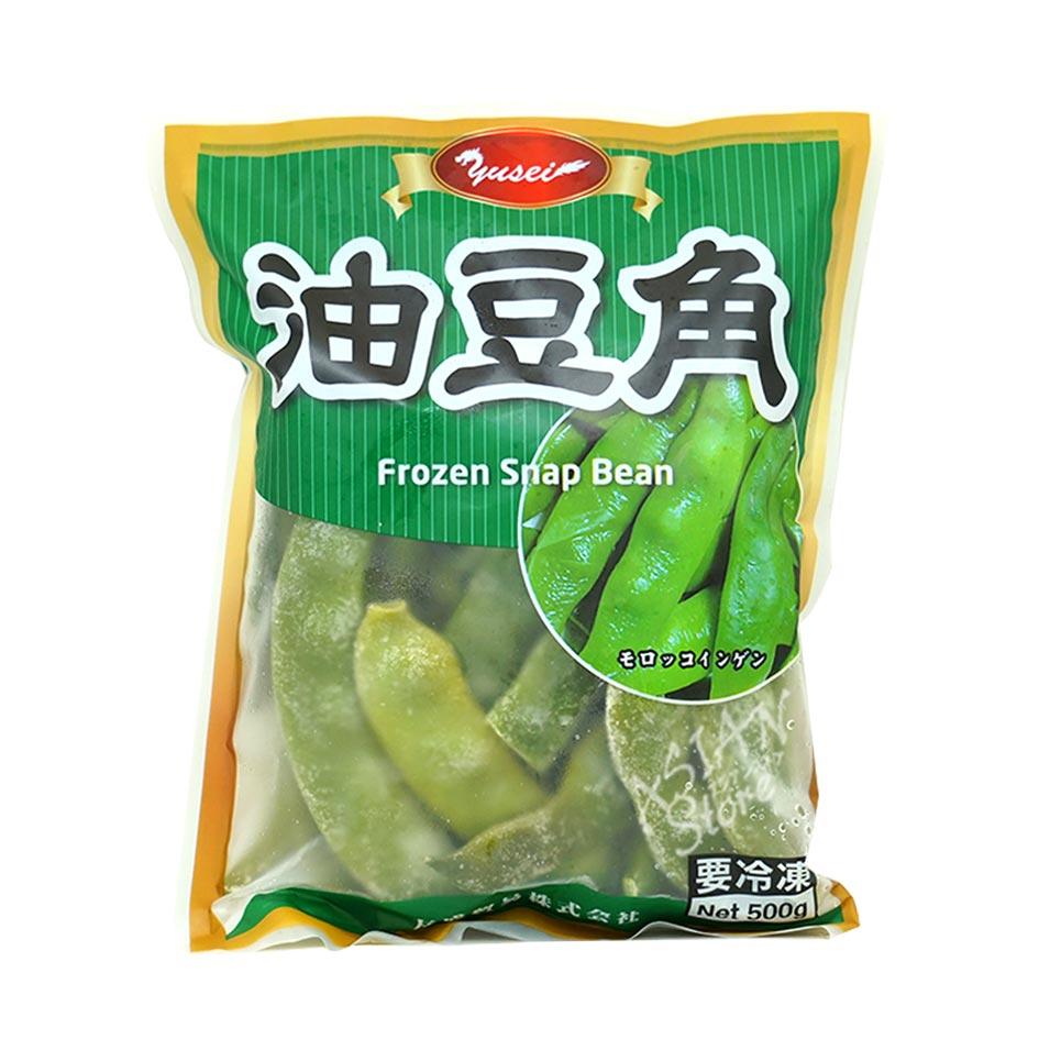 【冷凍便】YUSEIモロッコインゲン/YUSEI油豆角500g