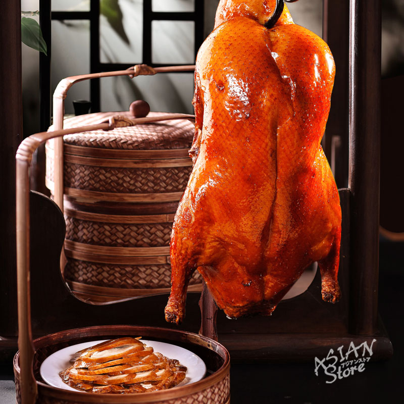 【冷凍便】冷凍北京ダック/北京焙鴨1.6kg-1.8kg 焼鴨