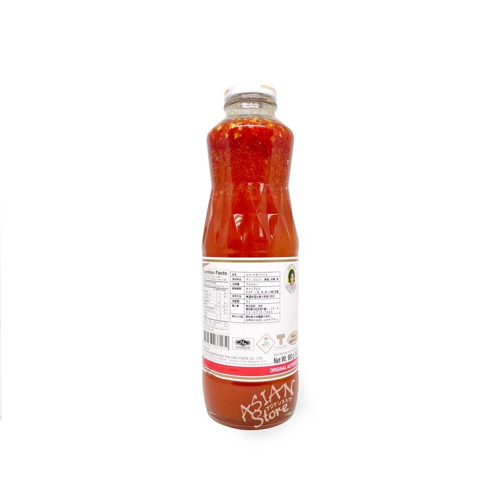【常温便】メープラノム スイートチリソース/泰国甜鶏醤754ml