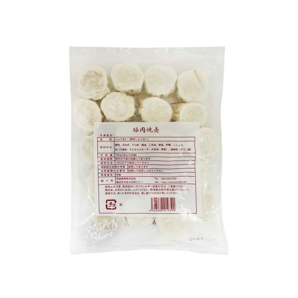 【冷凍便】豚肉しゅうまい/中国名点猪肉焼売700g(20個)