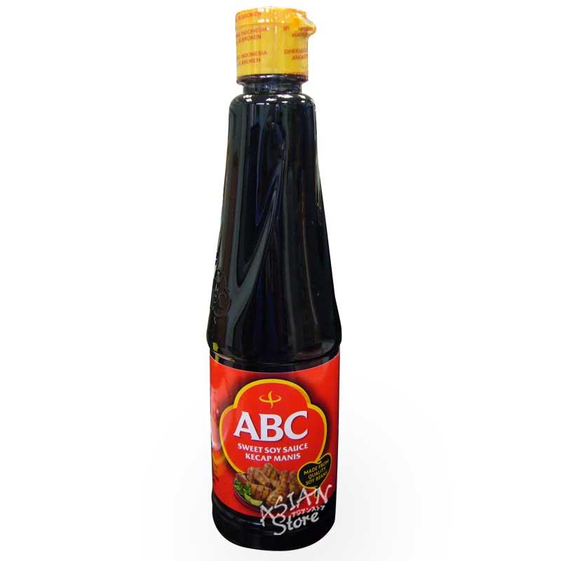 【常温便】ABCケチャップマニス(甘口)/印尼ABC甜醤油600ml