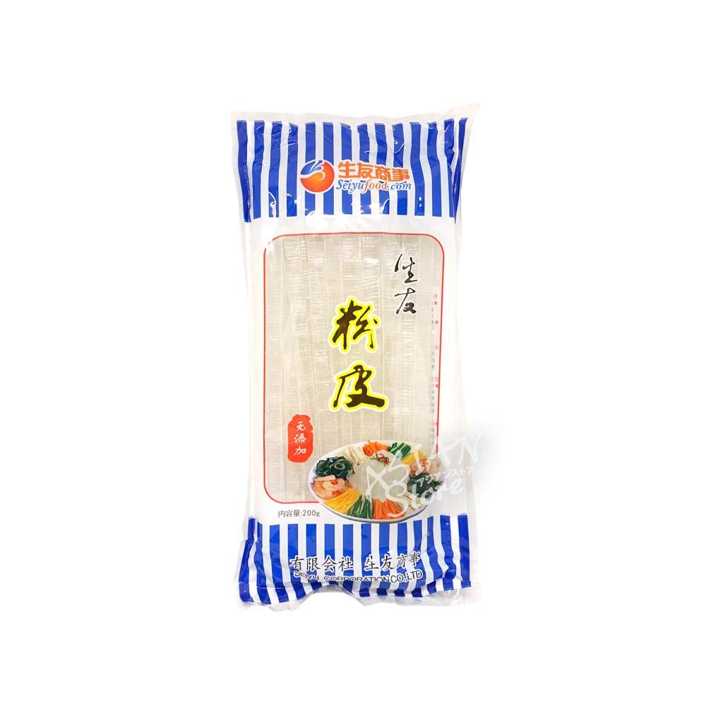 【常温便】はるさめ(平1cm)/生友粉皮(寛1cm)200g