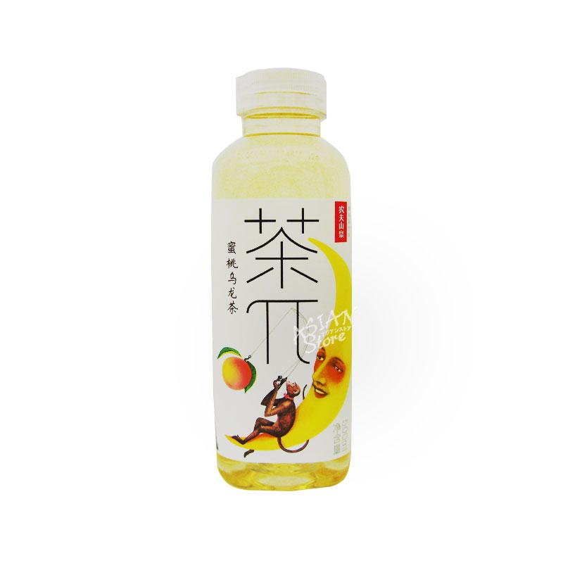 【常温便】【よりどり対象商品】農夫山泉 茶πピーチウーロン茶/茶派蜜桃烏龍茶500ml