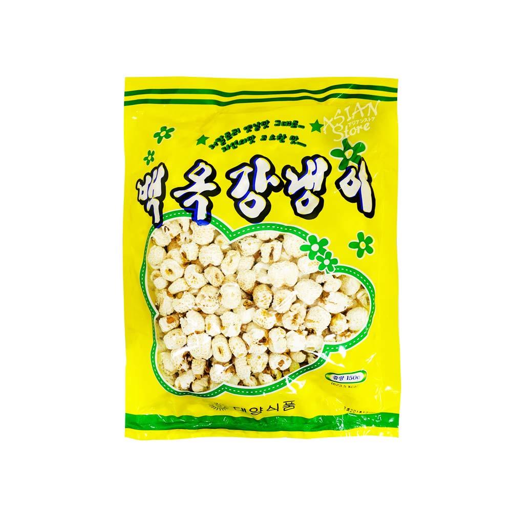 【常温便】韓国白玉ポップコーン/韓国爆米花150g