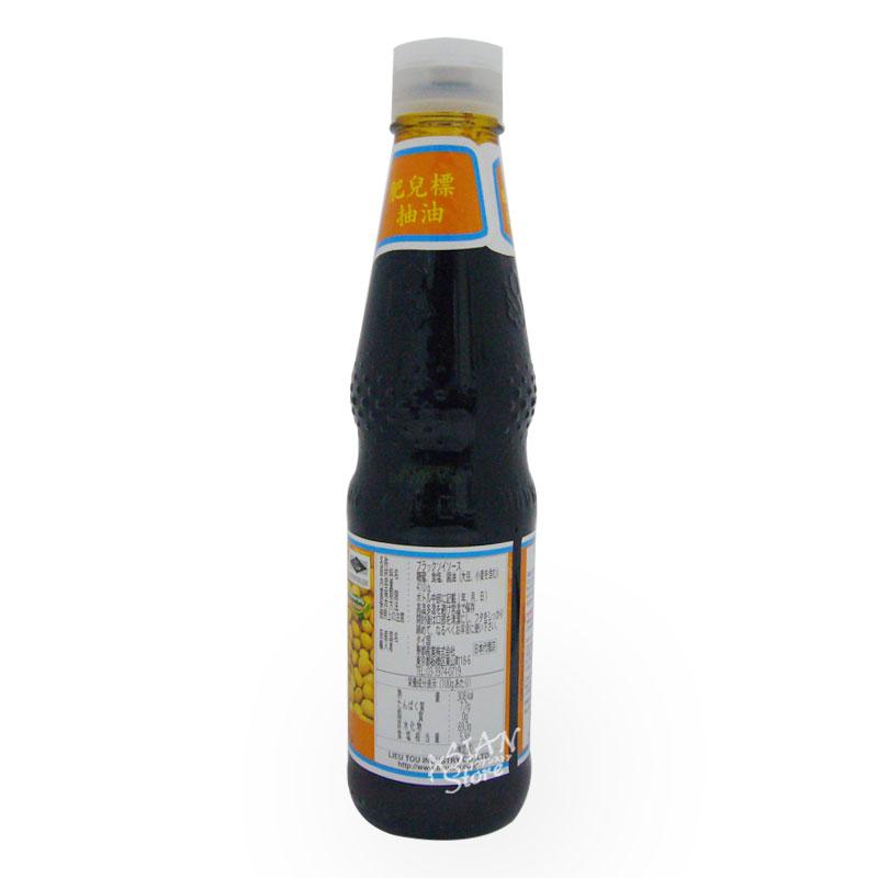 【常温便】ブラックソイソース/肥児標抽油410g
