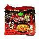 【常温便】韓国サムヤン激辛ブルダックインスタントラーメン/三養激辛火鶏湯麺(145g*5袋入)