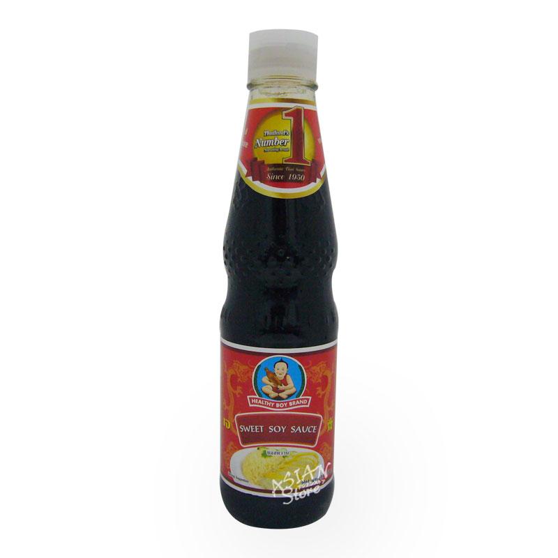 【常温便】ブラックスイートソイソース/肥児標甜醤油420g