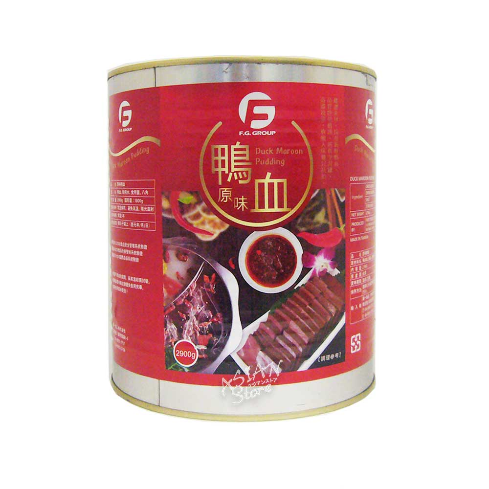 【常温便】鴨の血/原味鴨血2.9kg