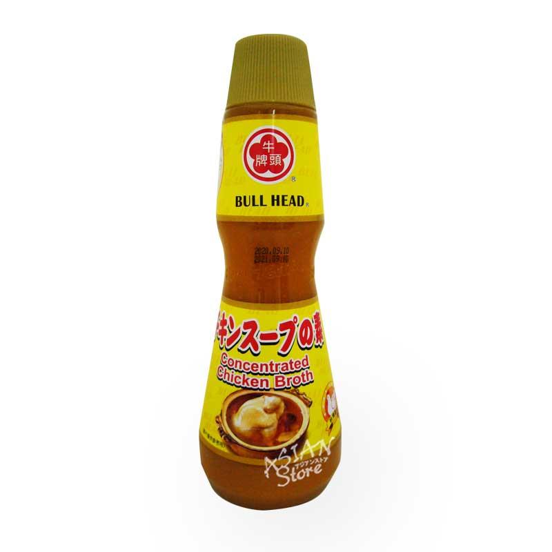 【常温便】チキンスープの素(濃縮タイプ)/牛頭牌濃縮鶏汁1000g